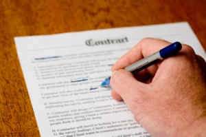 real estate investor contract addendum