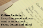 yellow letter post image